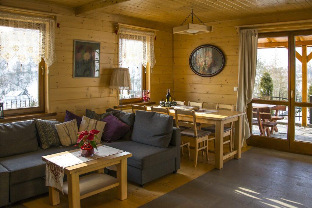 Chalet meublé en Haute Savoie