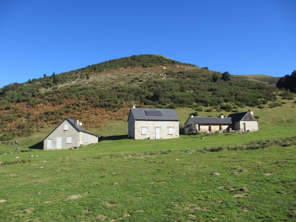 Chalet dans les Pyrénées