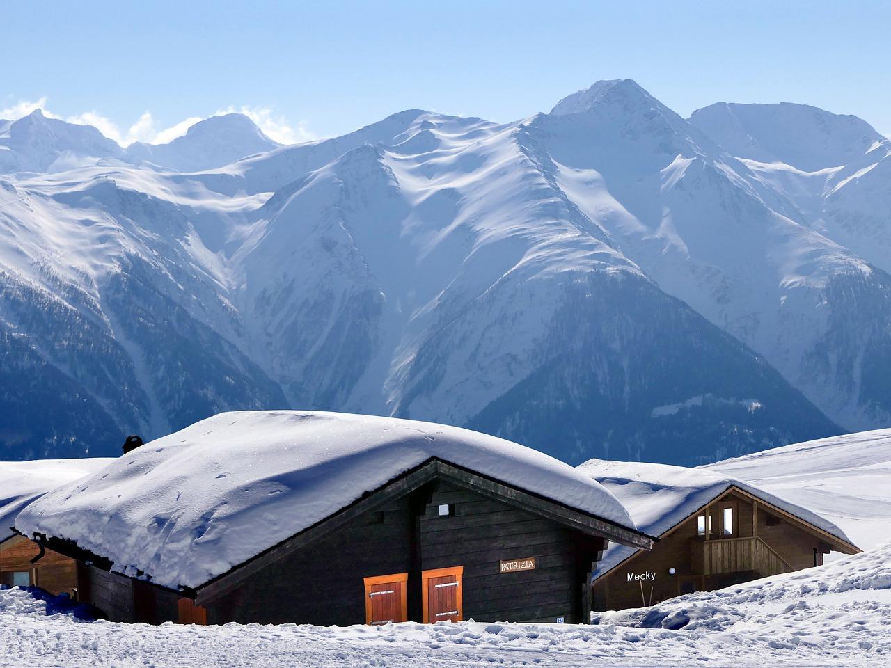 chalet montagne luxe val d'Isère
