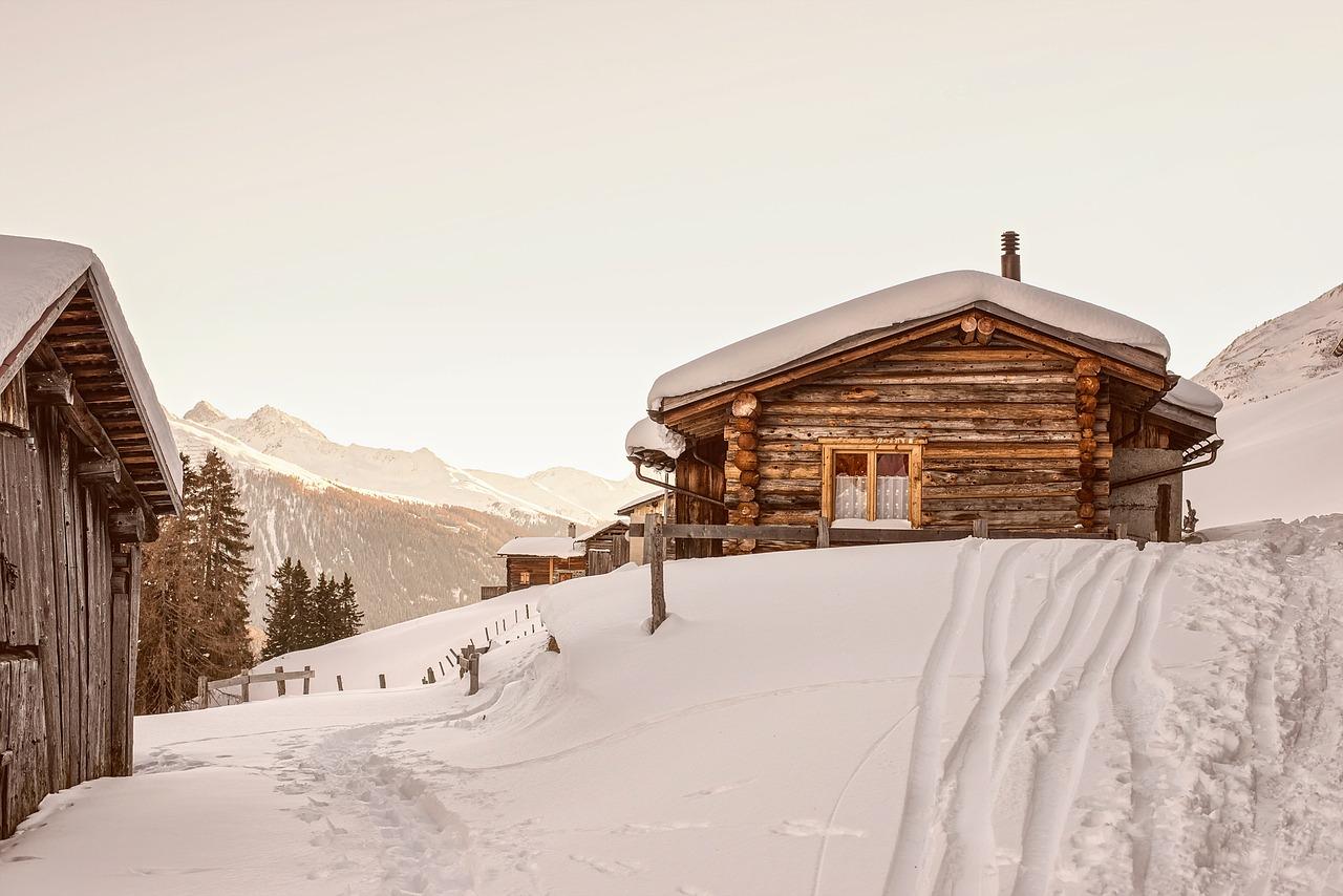 chalet à louer montagne au mont blanc de Chamonix